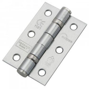 "1 Pair Attwood 316 Stainless Steel 2/"" BUTT HINGE 66164-3 door hatch project B8"